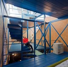 Tsm3 Unstable House / Carlos Arroyo Arquitectos / Madrid